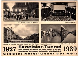 Berlin Excelsior Tunnel Hotel Excrelsior - Autres