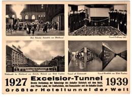 Berlin Excelsior Tunnel Hotel Excrelsior - Deutschland