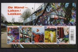 BLOK 188 THE ART OF GRAFFITI POSTFRIS** 2011 - Blocks & Kleinbögen 1962-....