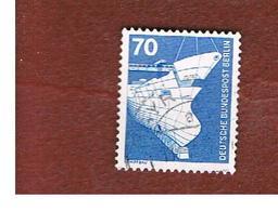 GERMANIA: BERLINO (GERMANY: BERLIN) - SG B484  - 1975 INDUSTRY & TECHNOLOGY  70  -  USED - [5] Berlin