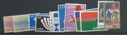 1973 MNH Ireland, Eire Year Collection, Postfris - Irlanda
