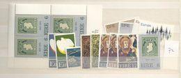1972 MNH Ireland, Eire Year Collection, Postfris - Irlanda