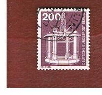 GERMANIA: BERLINO (GERMANY: BERLIN) - SG B490  - 1975 INDUSTRY & TECHNOLOGY 200   -  USED - [5] Berlin