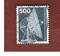 GERMANIA: BERLINO (GERMANY: BERLIN) - SG B491  - 1976 INDUSTRY & TECHNOLOGY 500   -  USED - [5] Berlin