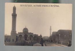 CPA (Asie) Syrie - Deir-Ez-Zoor - Mosquée Nouvelle Du Sérail - Carte Photo Non Datée - Syrien