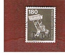 GERMANIA: BERLINO (GERMANY: BERLIN) - SG B489a  - 1979 INDUSTRY & TECHNOLOGY 180   -  USED - [5] Berlin