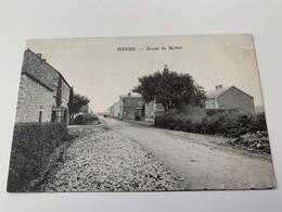 Biesme Route De Mettet - Belgique