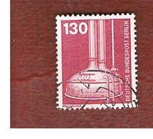 GERMANIA: BERLINO (GERMANY: BERLIN) - SG B487a  - 1982 INDUSTRY & TECHNOLOGY 130   -  USED - [5] Berlin