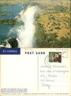RHODESIA-ZIMBABWE POSTCARD - Zimbabwe