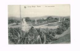 Boma.Parc Gouvernemental.Expédié à Flémalle. - Belgisch-Congo - Varia