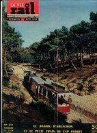 La Vie Du Rail Le Petit Train Du Cap-Ferret 1954 - Trains