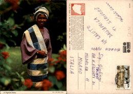 NIGERIAN WOMEN,NIGERIA POSTCARD - Nigeria