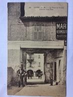 SOSPEL - La Place St. Nicolas Prise Du Vieux Pont - 287 - Sospel