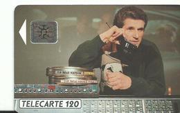 Telecarte  Cinema  Claude Lelouch La Belle Histoire 1992 - Cinéma