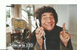 Telecarte  Cinema  Christian Clavier Les Couloirs Du Temps 1998 - Cinéma