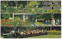BOGNOR REGIS - Hotham Park - Bognor Regis