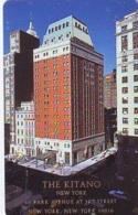 Télécarte JAPON (905) THE KITANO * New York USA * PHONECARD JAPAN * - Paysages