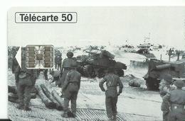 Telecarte  1944 1994 Debarquement - Autres