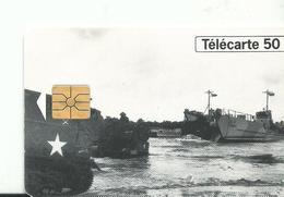 Telecarte  1944 1994 Debarquement - Télécartes