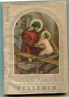 LE PELLERIN Almanach Paroissial 1943 - Books, Magazines, Comics