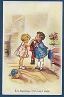 G. Bouret - Les Hommes , C'est Bon à Rien - éd. Séphériadès N° 18 - 1935 - Bouret, Germaine