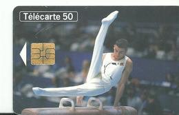 Telecarte    Championnats Du Monde 1995 Gymnastique - Games