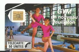 Telecarte Gym - Télécartes