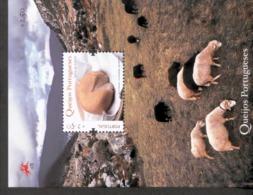 Por. Block 301 Käsesorten ** MNH Postfrisch - Blocs-feuillets