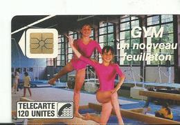 Telecarte Gym - Phonecards