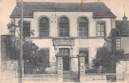Thonnance Les Joinville (52) - Mairie Et Ecole De Garçons - Autres Communes
