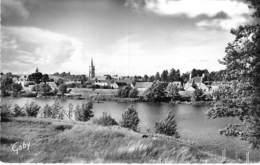 41 - THESEE : Le Cher - CPSM Village (1.145 Habitants) Dentelée Noir Blanc Format CPA - Loir Et Cher - France