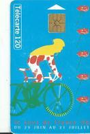 Telecarte Tour De France 1996 - Phonecards