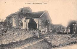 Baudrecourt (52) - Eglise - Other Municipalities