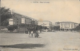 Place St Nicolas - Bastia