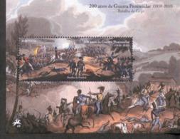 Por. Block 304 Schlacht Von Pombal ** MNH Postfrisch - Blocs-feuillets