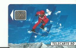 Telecarte Jeux Olympiques Sky - Olympische Spelen