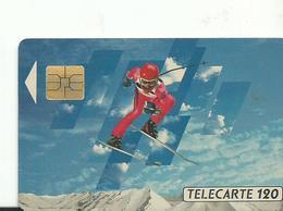 Telecarte Jeux Olympiques Sky - Jeux Olympiques