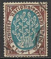 GERMANIA REICH  REP.DI WEIMAR 1919-20 ASSEMBLEA COSTITUENTE DI WEIMAR UNIF. 106 USATO VF - Germania