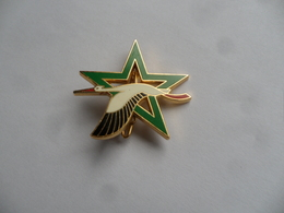 (Militaria, Ecole De L'Aviation De Chasse -Insigne DELSART Réf:  A 852)- Base Aérienne 705 TOURS - (Cinq Mars La Pile) - Armée De L'air