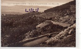 DEPT 06 : édit. A D I A  N° 4155 : Route De La Grande Corniche Entre Nice Et Eze ( Voiture ) - France