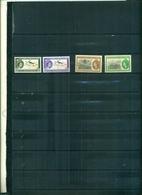 TURKS E CAICOS SUJETS DIVERS-NOUVELLE CONSTITUTION 4 VAL NEUFS A PARTIR DE 0.75 EUROS - Turks & Caicos