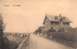 Housse - Le Chalet (animée, Fastré Fraikin Edit). - Blegny