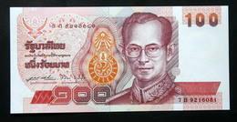 Thailand Banknote 100 Baht Series 14 P#97 SIGN#64 UNC - Thailand