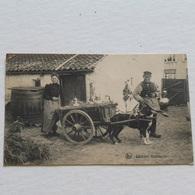 LAITIERE FLAMANDE ( Etterbeek) - Nels Série N° 1 N° 455 Au Verso - Non Envoyée - Marchands Ambulants