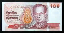 Thailand Banknote 100 Baht Series 14 P#97 SIGN#72 UNC - Thailand