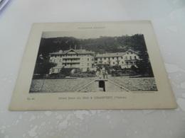 Cp  Hotel  Dent Du Midi  A Champéry     ( Valais )  No 440    Format   18 Cm  Sur  13 Cm - Suisse