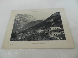 Cp  Champéry      ( Valais )  No 444    Format   18 Cm  Sur  13 Cm - Autres