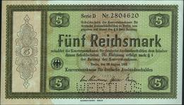 GERMANY - 5 Reichsmark 28.08.1933 {Perforated: WERTLOS} AU-UNC P.199 / DEU-224 E2 - 5 Reichsmark