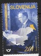 SLOVENIA, 2019, MNH, HISTORY, UNIFICATION OF PREKMURJW WITH SLOVENIA,1v - History