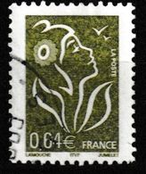 FRANCE : N° 3756 Oblitéré (Type Marianne De Lamouche) - PRIX FIXE - - 2004-08 Marianne Of Lamouche